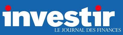 investir logo